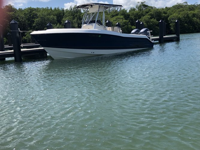 Boat for rent Hydra-Sports 24.0 feet in Oceanika Yachts Marina, FL