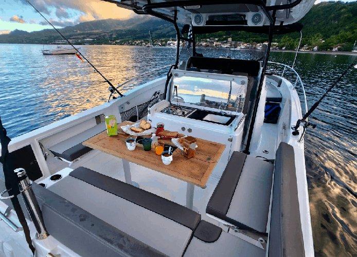 Jeanneau boat for rent in Brooklyn