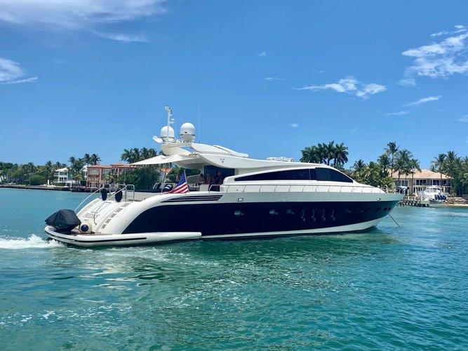 Jet boat boat rental in Island Garden Marina, FL