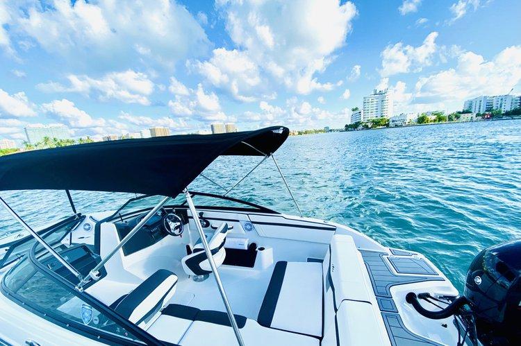 Motor boat boat rental in , FL
