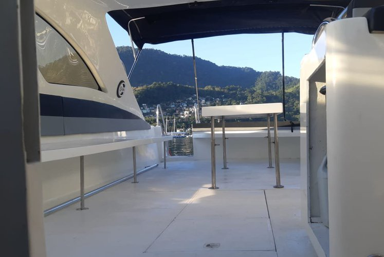 PERSHING 52 OPEN's 52.0 feet in Angra dos Reis