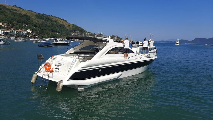 Boat for rent PERSHING 52 OPEN 52.0 feet in Estrada do Marinas, Brazil