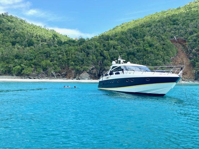 Boat for rent Princess 60.0 feet in Cruz Bay, U.S. Virgin Islands