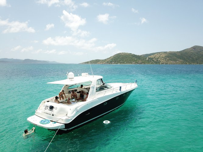 Boat for rent Sea Ray 50.0 feet in Compass Point MArina, U.S. Virgin Islands