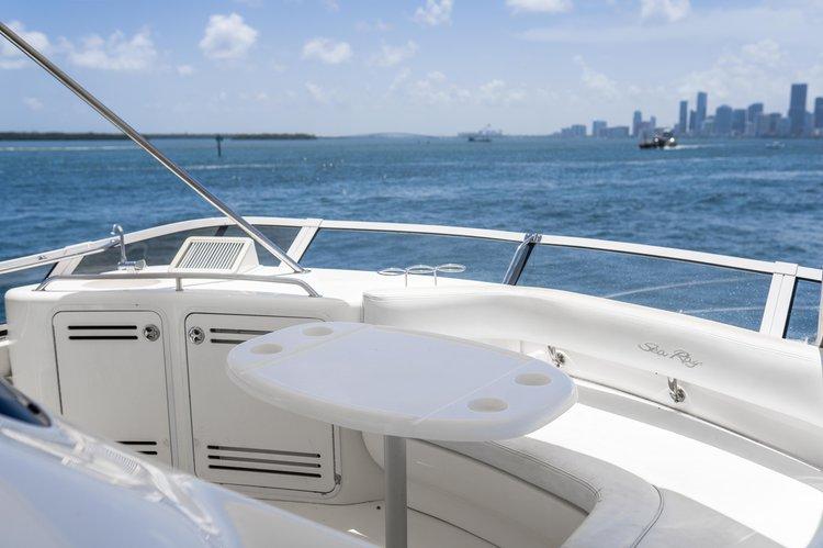 Sea Ray's 52.0 feet in Miami Beach