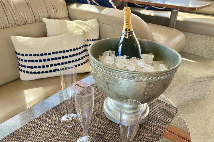 Motor yacht boat rental in Riviera Beach Marina, FL