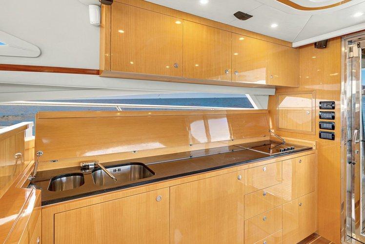 Flybridge boat rental in 300 Alton Road,