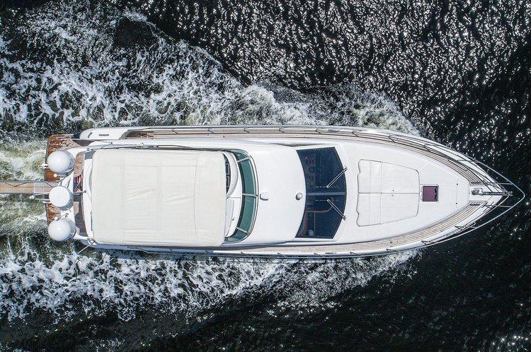 Boat for rent Uniesse 55.0 feet in Miami Beach, FL