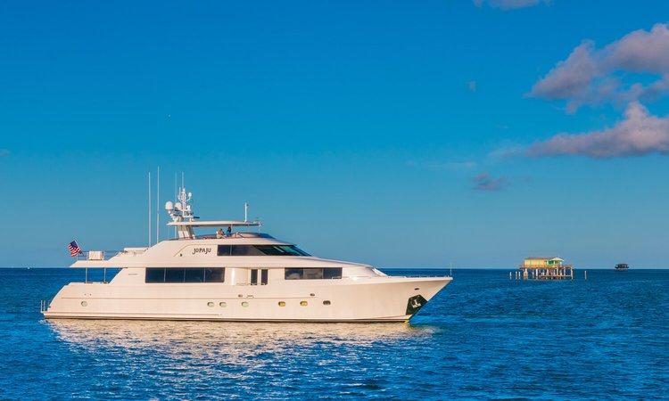 Boat for rent Westport 112.0 feet in Dinner Key Marina, FL