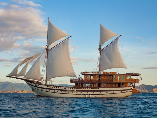 Rent this  Gulet for a true nautical adventure