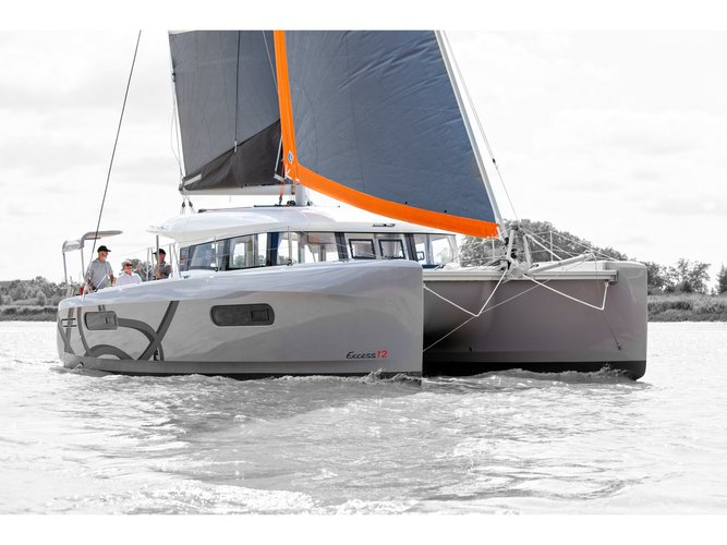 Discover Puntone - Follonica in style boating on this sailboat rental