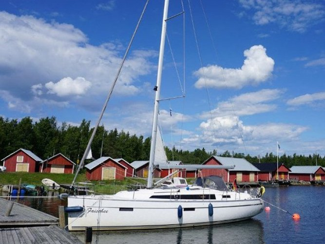 The best way to experience Altefähr, DE is by sailing