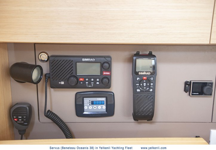 VHF and Controls