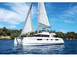 Experience Cannigione on board this elegant sailboat