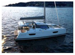 Hop aboard this amazing catamaran rental in USA