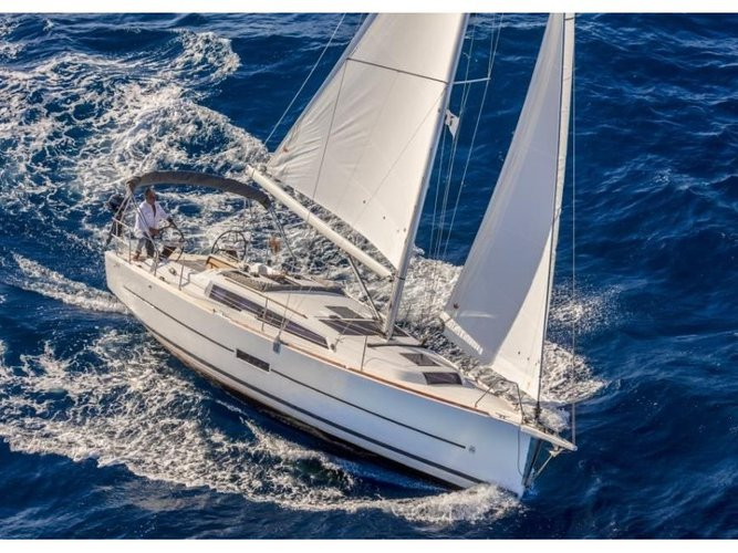 Charter this amazing Dufour Yachts Dufour 360 Grand Large in Porto Rotondo, IT