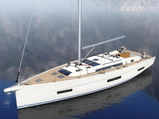 Charter this amazing Dufour Yachts Dufour 530 in Mykonos, GR