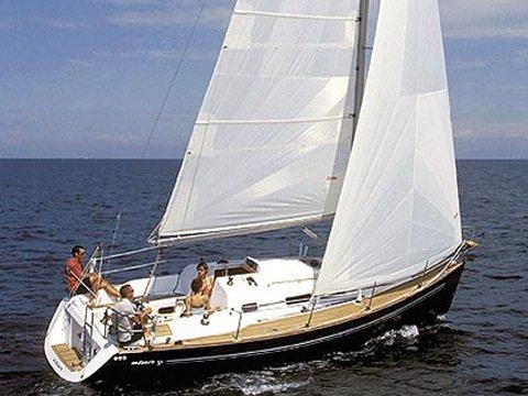 Sail Biograd, HR waters on a beautiful Elan Elan 31