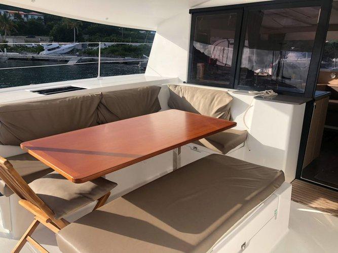Boat for rent Helia 44.0 feet in Scrub Island Resort Marina, British Virgin Islands