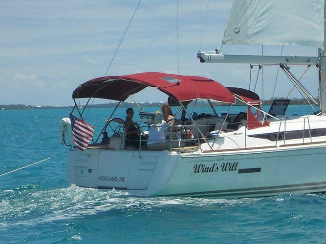 Monohull boat rental in Stock Island Marina Village, FL