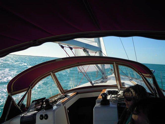Boat for rent Jeanneau 43.9 feet in Stock Island Marina Village, FL