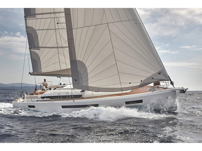 Experience Rome, IT on board this amazing Jeanneau Sun Odyssey 490