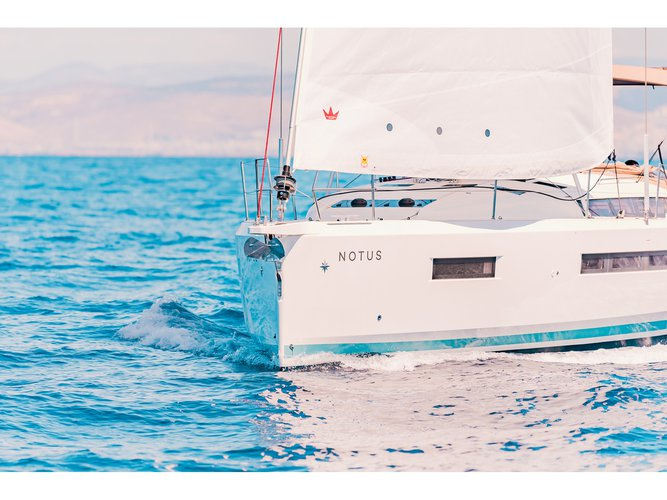 The best way to experience Lavrion is by sailing
