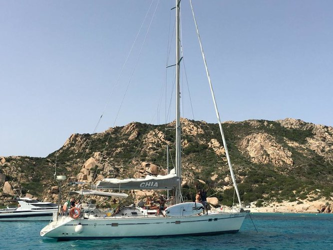 The best way to experience Punta Ala is by sailing