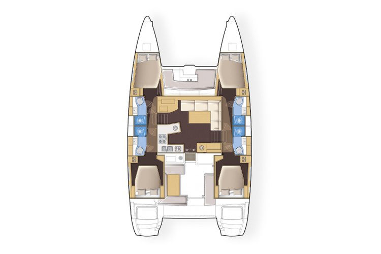 Catamaran boat rental in Fort Lauderdale, FL