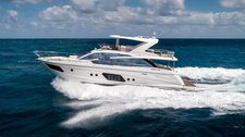 Luxury Yacht Rental in Miami - 72' Absolute