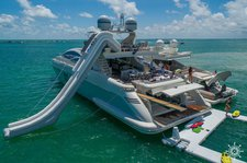The Go-To Yacht in Miami! - 103' Azimut