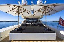 Classy & Modern - Miami's Finest 101' Jet Yacht