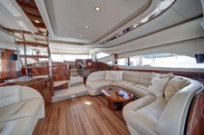 Classy & Comfortable - 65' Princess Yacht