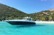 50' Luxury Sea Ray for Charter throughout the USVI