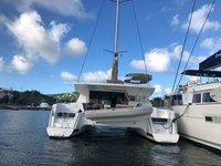 Enjoy luxury and comfort aboard this British Virgin Islands Helia 44