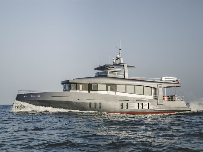 Rent this  Timeless 78 for a true nautical adventure
