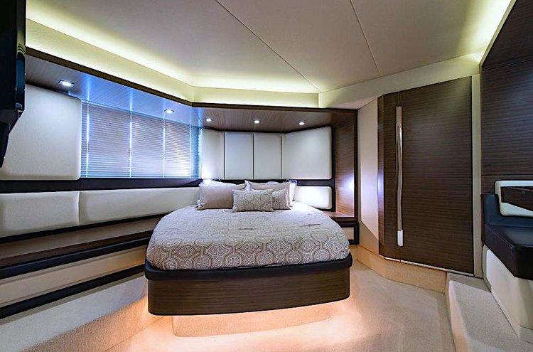 Boat for rent Azimut 55.0 feet in Rickenbacker Marina, FL