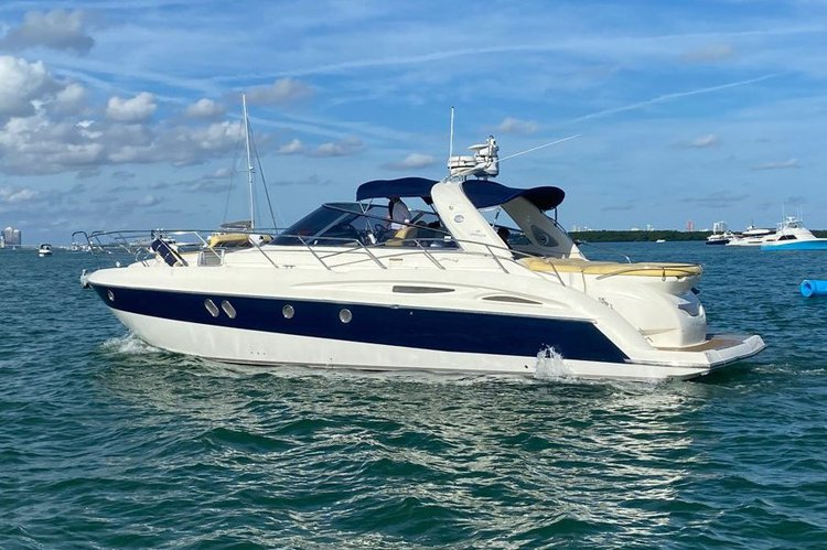 Cranchi's 50.0 feet in Key Biscayne