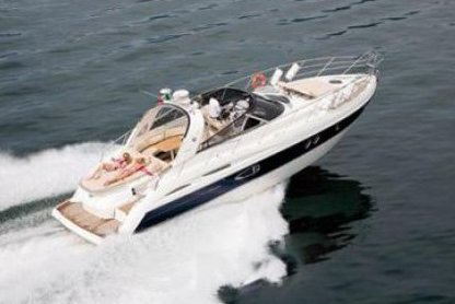 Express cruiser boat for rent in Key Biscayne