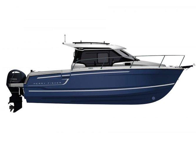 Experience Mali Lošinj on board this elegant motor boat