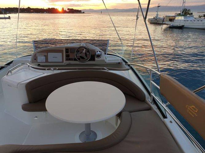 Boat rental in Split,