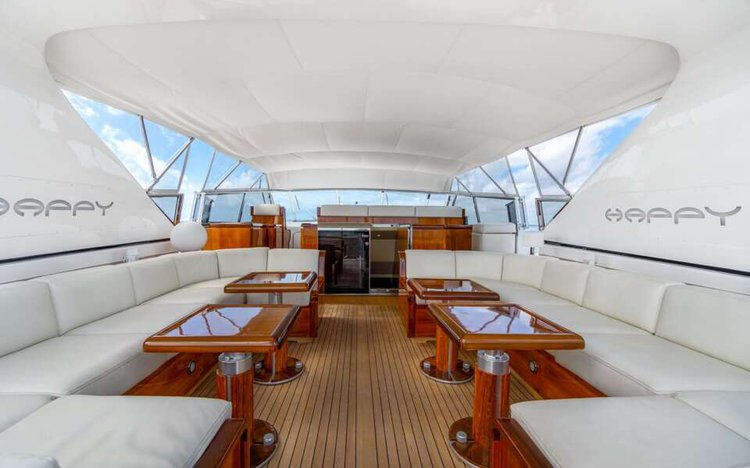 Boat for rent Mangusta 80.0 feet in 5th Street Marina, FL
