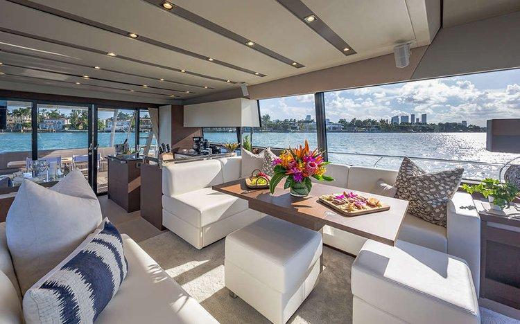 Boat for rent Prestige 70.0 feet in MBM - Miami Beach Marina, FL
