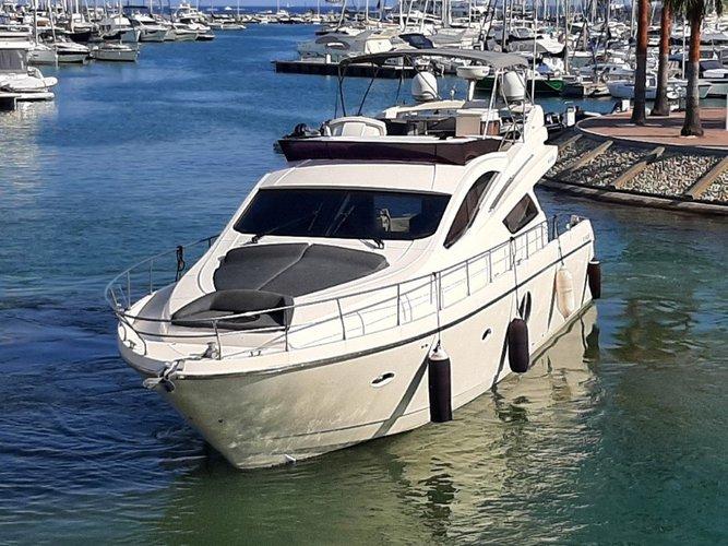 Experience Seget Donji, HR on board this amazing Rodman Polyships Rodman Muse 54