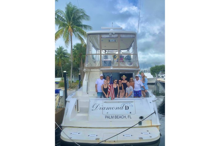 51.0 feet Sea Ray in great shape