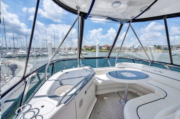 Motor yacht boat rental in Dinner Key Marina, FL