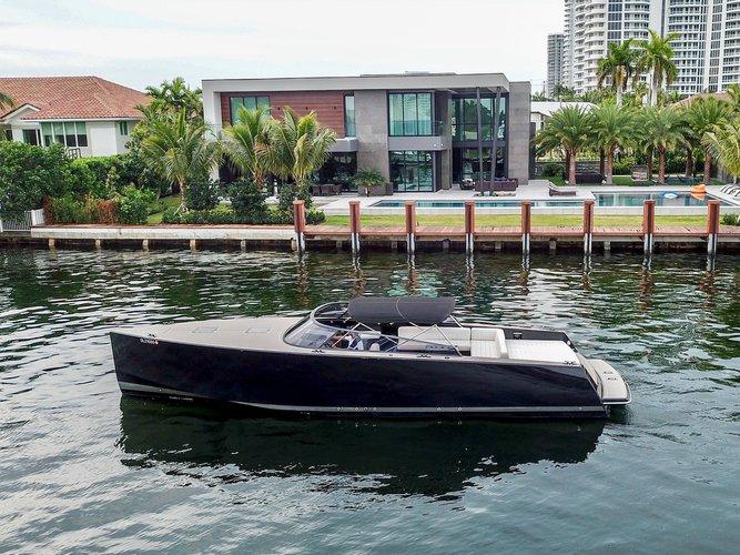 Motor boat boat rental in Loggerhead Club & Marina - North Miami Beach, FL