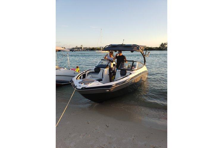 Jet boat boat rental in Miami, FL