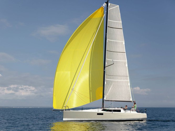 Enjoy luxury and comfort on this  Pogo 36 in Pointe a Pitre