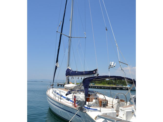 Charter this amazing Bavaria Yachtbau Bavaria 44 in Kavala, GR